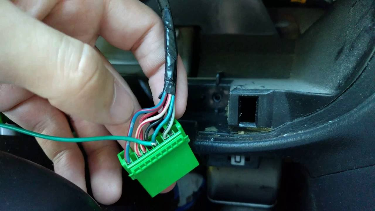 tach signal on a 2006 subaru wrx sti for an aem failsafe gauge [ 1280 x 720 Pixel ]