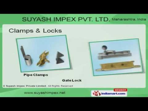 Precision Turned Components  By Suyash Impex Private Limited, Mumbai