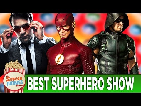 What's the Best Superhero TV Show?