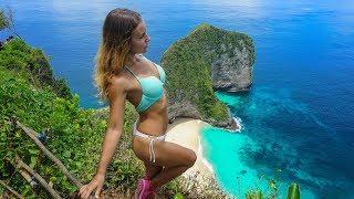 Самое КРАСИВОЕ место на ЗЕМЛЕ на Острове Нуса Пенида! Бали. Пляж Kelingking Beach