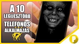 .- A 10 LEGIJESZTŐBB TELEFONOS ALKALMAZÁS