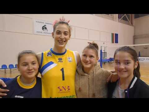 Interview Mariya Dancheva - January 28, 2017
