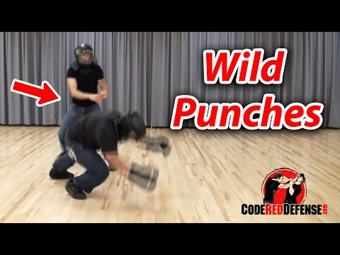 Defense against Wild Punches - CodeRedDefense.com
