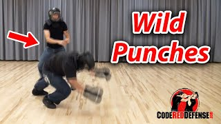 Defense against Wild Punches - CodeRedDefense.com