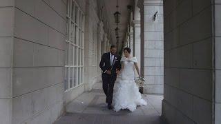 Toronto Wedding Videographer Brigitte & Randall Same Day Edit