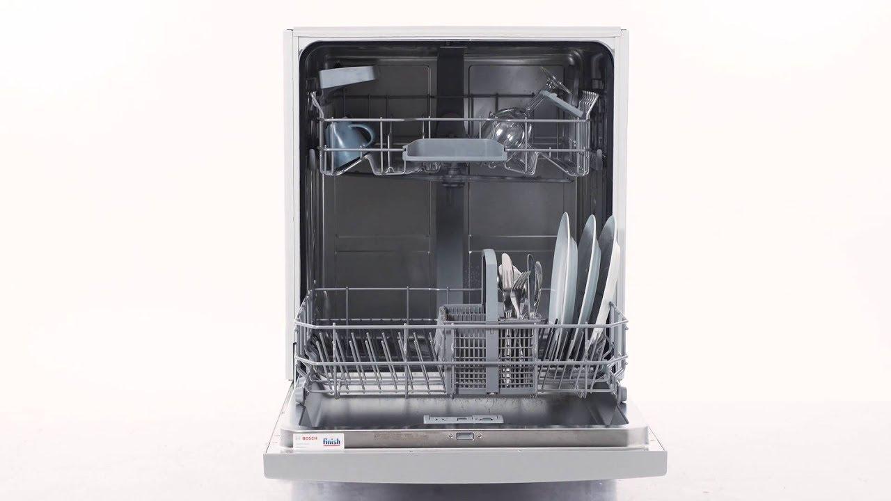 Bosch SMU46CI01S ' bedst i test' opvaskemaskine - YouTube