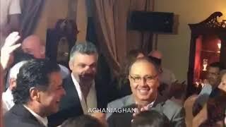 حفل خطوبة في الأردن يجمع النجمين راغب علامة وفارس كرم