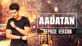 Aadatan Reprise Version | Gurnazar | DJ GK | Latest Punjabi Song | Speed Records