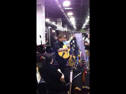 2011 NAMM - One Note Samba