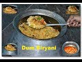BIRYANI – CHICKEN BIRYANI Recipe | Indian DUM HYDERABADI BIRYANI Restaurant Style Preparation