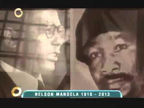 Así fue la vida del lider sudafricano Nelson Mandela