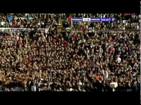 Académica 1-0 Sporting | Final Taça de Portugal | Relato RUC
