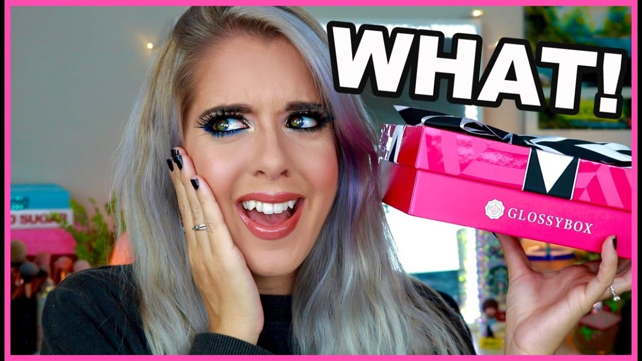 UNBOXING GLOSSY BOX AUGUST 2020| |HAS IT IMPROVED SINCE JULY!? ||