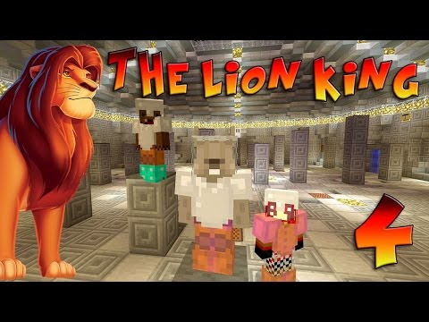 Minecraft Xbox - The Lion King - Adventure Map [4]