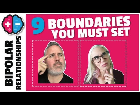 9 Boundaries You Must Set In Your Bipolar Relationhsips