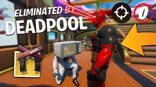 I Spectated DEADPOOL and he is literally a DEFAULT... 😂