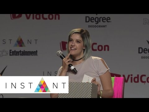 Catrific Talks Ingrid Nilsen, 'Ladies Who Lunch' Podcast & More   Instant Exclusive   INSTANT