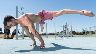 Project Planche: Simonster Strength