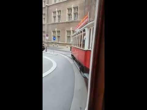 Il tram più antico di Vienna # vinoservusontour | Vino Servus