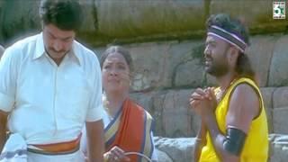 Oorazhutha From Marumalarchi | Mammootty | Devayani | S.A.Rajkumar
