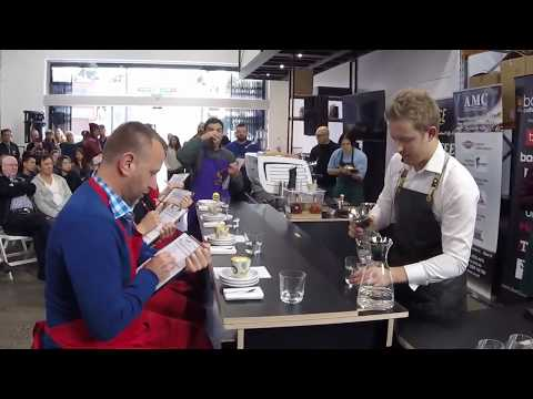Melbourne Coffee Tour - ASCA 2018 Southern Barista Championship pt 4