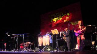 "Allen Toussaint - ""What Do You want The Girl To Do?"" - Bourbon Fest no Teatro Casa Grande"