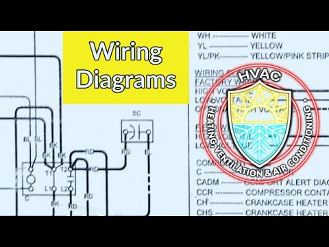Drawing Ladder Schematics - 3 Way Switch Wiring - YouTube