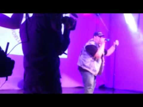 Holger Treven Karaoke WM Bundesfinale 2012 Linz: Unchain my heart