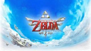 Legend of Zelda: Skyward Sword - Exploring The Sky (Variation 2)