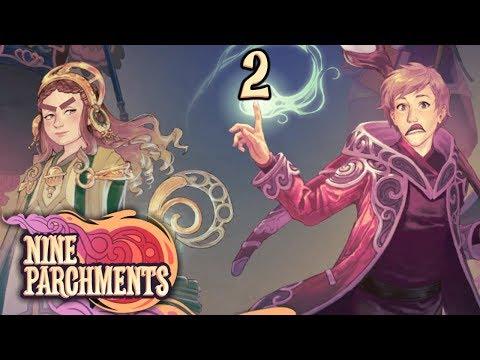 Nine Parchments (Co-op) - Part 2: Tricked You |
