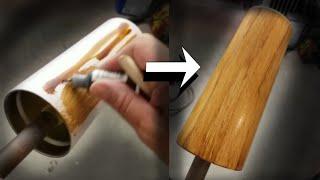 Uncut Realtime Woodgrain Tumbler Tutorial