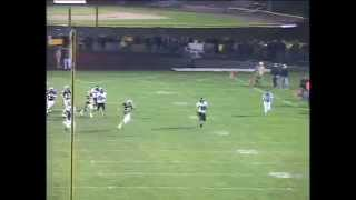 Jeff Woody 2008 Football Highlights