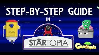 gROWTOPIA STARTOPIA STEP BY STEP GUIDE