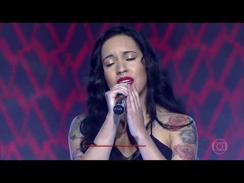 Samantha Ayara canta 'Pretty Hurts' na Audição – 'The Voice Brasil' | 6ª Temporada