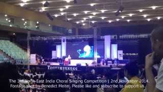 North East India Choral Singing Competition 2014