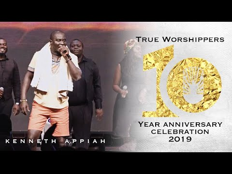 Kenneth Appiah @ True Worshippers 10 Year Anniversary Celebration 2019