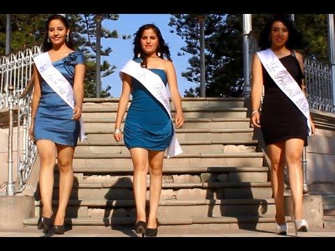 Reinas promocionan la Feria de Pénjamo 2015