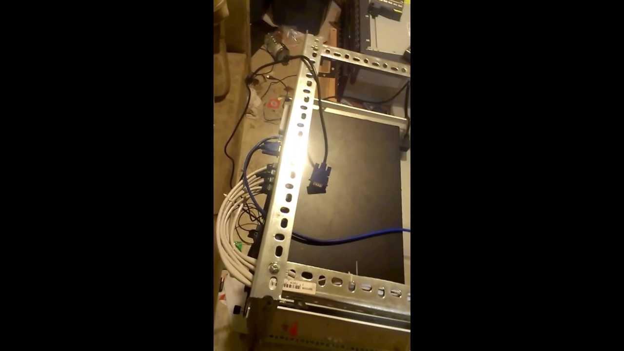 Home Data Center Repurposed Netapp Ds14mk4 Disk Shelf As Jbod Wiring 7tb Array Addition Youtube