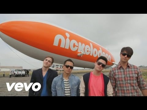 Big Time Rush - Time of Our Life (Live from Kids' Choice Awards 2012)