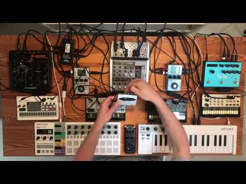 Our Volca Setup: How Is Everything Connected? (2018-06-03) #1