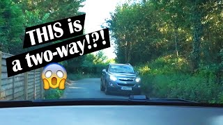 Driving in England - Travel Vlog Day #35