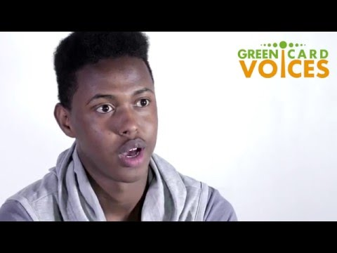 Khadar Muhumed - Green Card Voices
