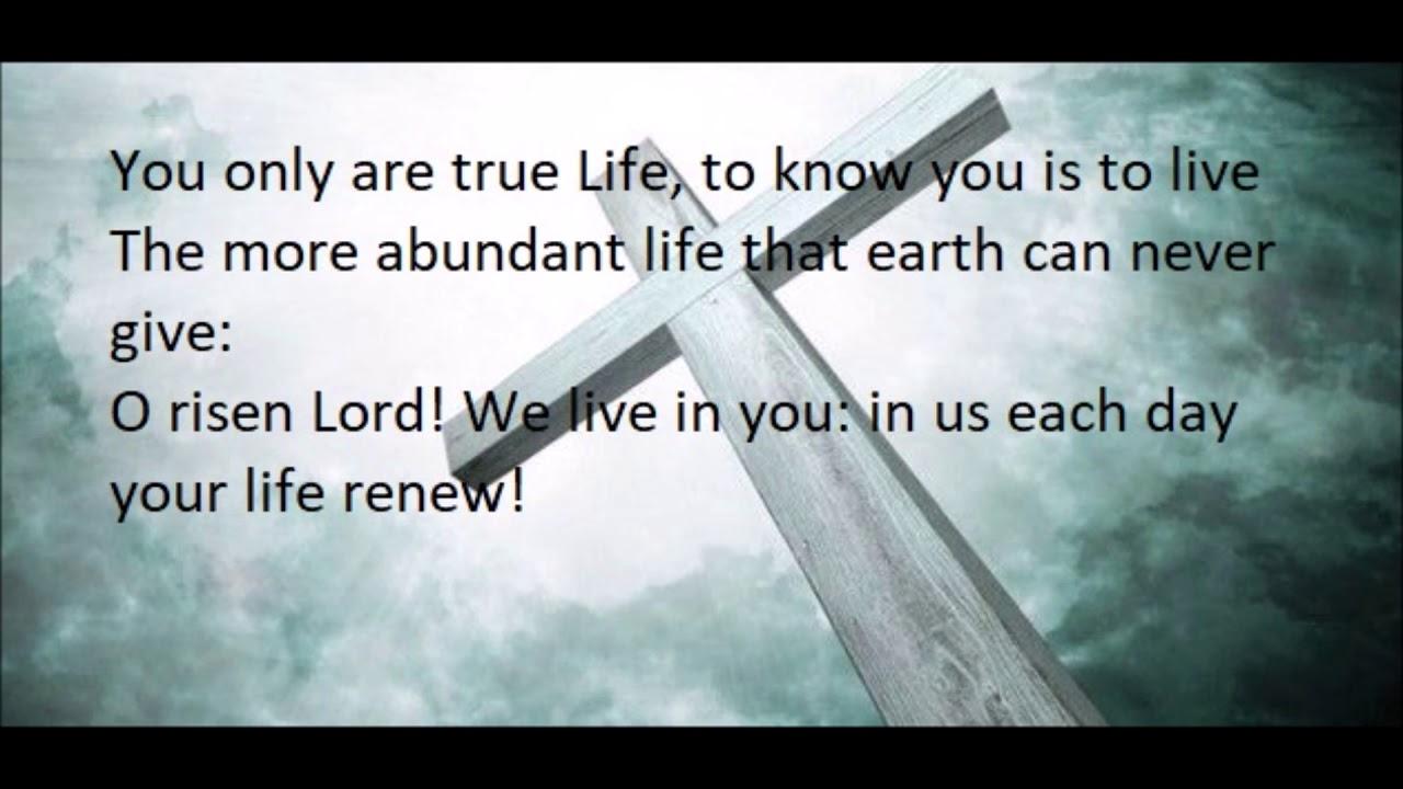 We Come O Christ To You
