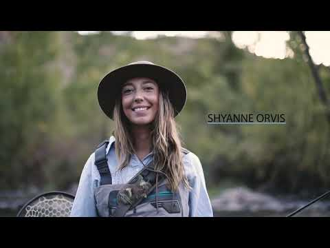 Female Fly Fishing Guide In Colorado