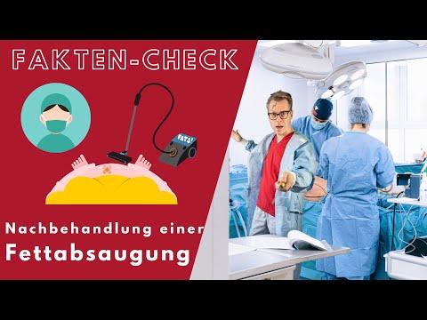 Fettabsaugung : Liposuktion Nachbehandlung Dr  Spanholtz