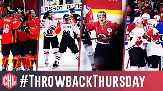 Every CHL-Final Game Winner | #ThrowbackThursday