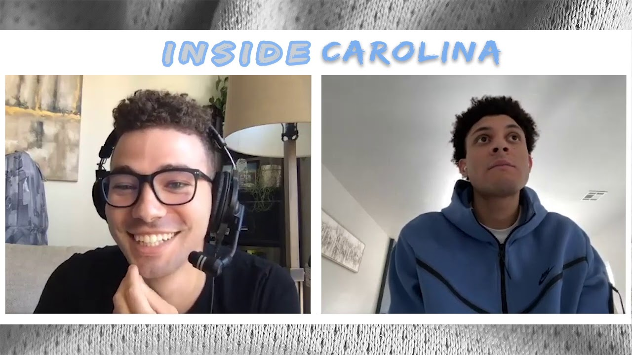 Video: Justin Jackson, Taylor Vippolis Discuss UNC Basketball