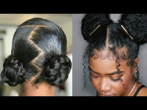 All Natural: Showing Off Natural Hairstyles
