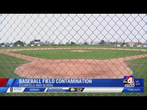 Clearfield Baseball Field Contamination