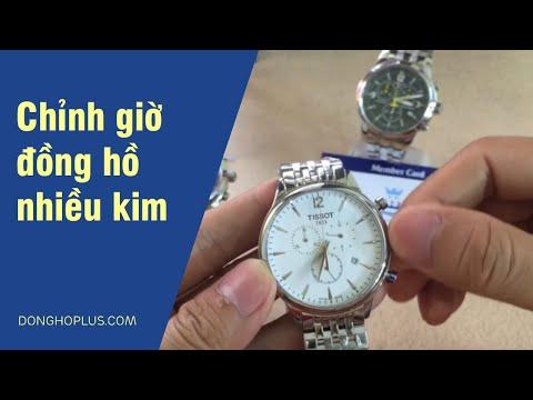 Cách Sử Dụng đồng Hồ đeo Tay 6 Kim 3 Nút Bấm